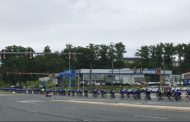 Hundreds of law enforcement officers bike through Woodbridge on way to candlelight vigil in D.C.