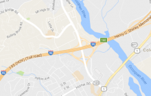 I-95 ramp to Route 123 in Occoquan to close overnight for paving