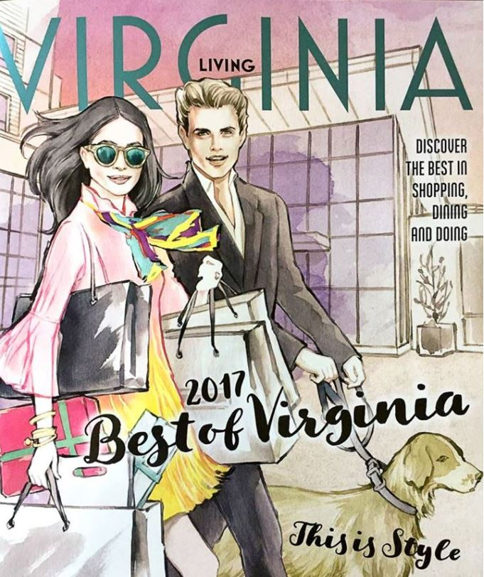 Virginia Living Publishes