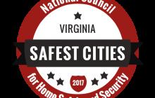 "Manassas Park, Manassas, Dumfries listed among ""Safest Cities"" in Virginia"