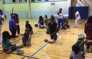 More than 80 trained in CPR at training at Boys & Girls Club in Woodbridge