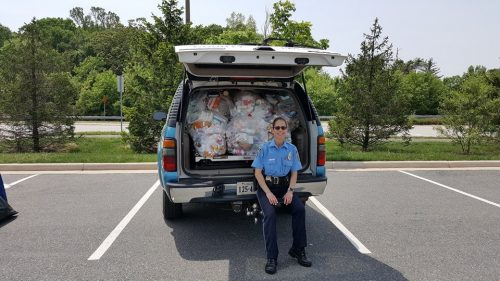 "Law enforcement collect 2.2K pounds of meds during ""Take Back Day"""