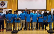 """Fred Lynn Middle School students win Prince William """"Battle of the Brains"""""""