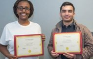 2 NOVA students win $40K per year scholarship to complete 4-year degrees