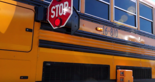 Manassas Park school buses to use stop-arm cameras to prevent illegal passing