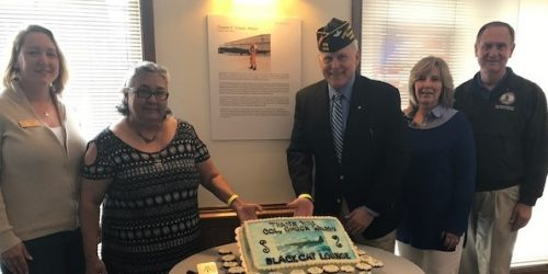 Occoquan VFW Post 7916 celebrates new leadership, honors outgoing Commander