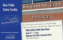 Meeting on June 27 to discuss $18.5M Manassas public safety building