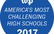 "PWCS high schools rank high on Washington Post's ""America's Most Challenging High Schools"" list"