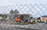 Demolition underway in Manassas, new mixed-used development coming