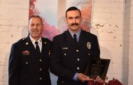 "Fairbanks named as Manassas fire & rescue ""Responder of the Year"""