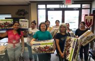 VCE & private donor provide healthy meals program, cookware to families in need