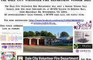 Vendor sale at DCVFD Station 13 in Dale City, June 11