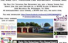 Vendor sale at DCVFD Station 13 in Dale City, June 11