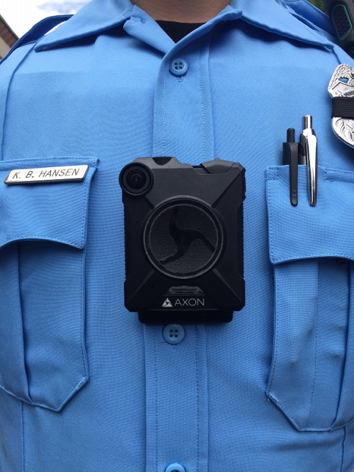 Prince William police officers will be wearing body cameras by the end of 2017