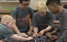 Benton Middle launches boy's STEM 'GET SMART' program
