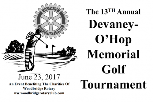 Woodbridge Rotary hosting annual golf tournament in Lake Ridge, June 23