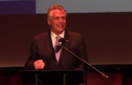Governor McAuliffe talks business and tech jobs with Prince William Chamber