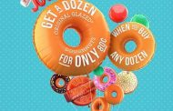 Krispy Kreme celebrates 80-years with a sweet deal, July 14