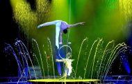 Cirque Italia water circus in Woodbridge through July 23