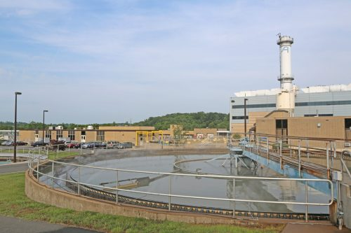 Woodbridge PWCSA wastewater plant receives compliance award