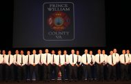 Prince William fire & rescue celebrates 25 new recruits