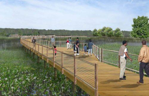 $4M boardwalk project in Woodbridge moving ahead