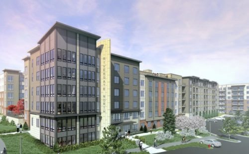 """Luxury riverfront"" apartment project fully underway in Woodbridge"