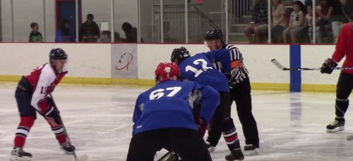 Prince William firefighters win charity hockey game in Dale City