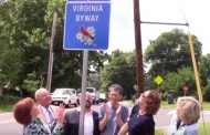 Prince William conservation group, BOCS members unveil Scenic Byway sign