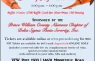 Delta Sigma Theta crab feast fundraiser in Woodbridge, Aug. 19