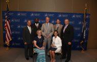 Non-profit Semper K9 receives NOVA Chamber service award