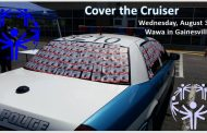 """Prince William police hosting """"Cover-the-Cruiser"""" event to support Special Olympics"""