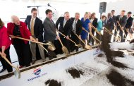 Governor McAuliffe breaks ground on I-395 Express Lanes extension