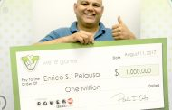 Manassas Park man claims $1M Powerball prize after 5 weeks