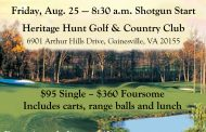 Freedom Museum golf fundraiser in Gainesville, Aug. 25
