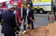 Work begins on new Coles fire station, following groundbreaking