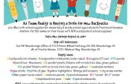 """AJ Team Realty issues """"community backpack challenge"""" for students in need"""