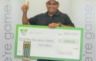 Manassas man finds his lost scratch ticket, wins $4M