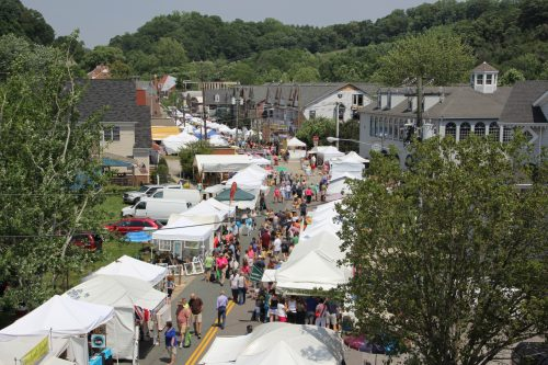 Family fun for all at the Occoquan Arts and Crafts Show, Sept. 23-24