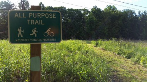 Prince William offering free trail building class, Sept. 9-10