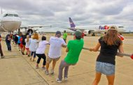 Dulles airport hosting 25th Plane Pull to support Special Olympics Virginia