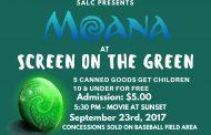 """Woodbridge High hosting """"Screen on the Green"""", Sept. 23"""