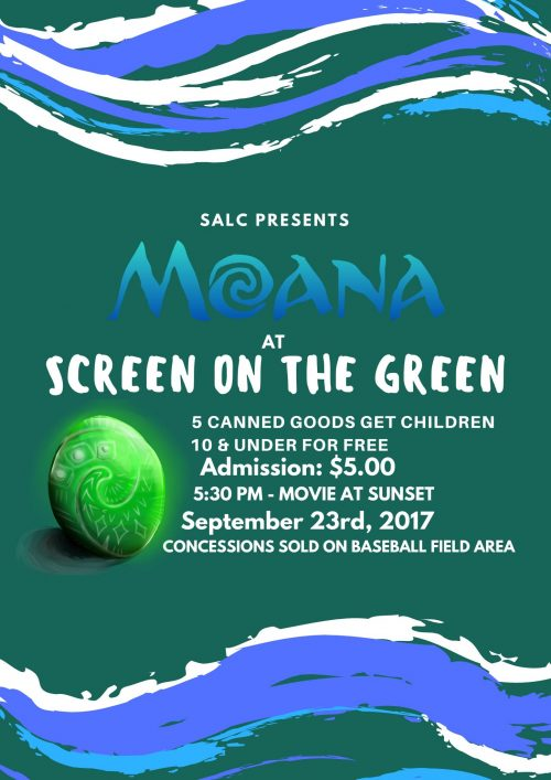 "Woodbridge High hosting ""Screen on the Green"", Sept. 23"