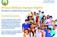 High school students needed for Prince William Human Rights Commission council