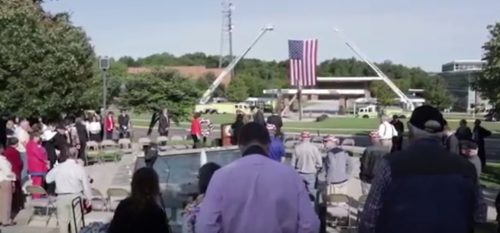 Prince William residents come together for 9/11 ceremony