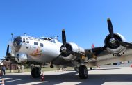 You can fly in a WWII era B-17 in Manassas this weekend