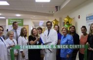 Sentara cuts the ribbon on new Back & Neck Center in Woodbridge