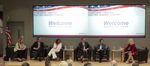 NoVA elected leaders talk hurricanes, Metro & more at summit