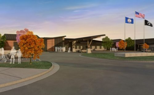 Puller Veterans Care Center groundbreaking set for Oct. 26