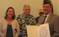 Occoquan recognizes VFW Post 7916 for group's achievements